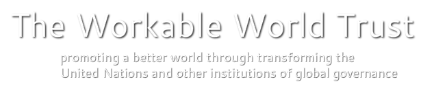 THE WORKABLE WORLD TRUST PROM
